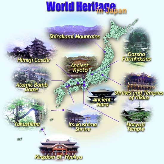 World heritage in japan gumiabroncs Choice Image