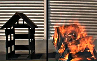 Wooden Buildings That Won't Burn
