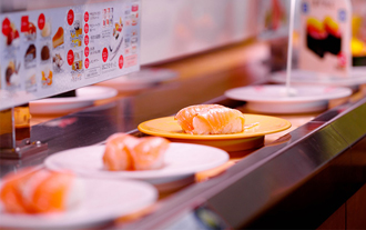 Culinary Entertainment with the Ever-evolving Kaiten-zushi