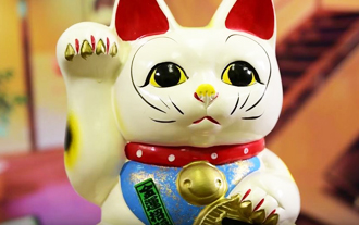 The Lucky Cat