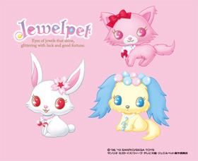 They Are Magical Animal Characters With Glowing Gemstone Eyes