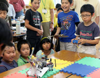Robotic Kids Paving Way For Future Robotics Leaders 2 What S Cool