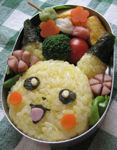 A Character Bento That Is So Cute It Almost Seems Shame To Eat