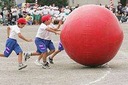 Sports Day - Schools - Explore Japan - Kids Web Japan - Web