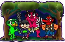 Folk Legends - Kids Web Japan - Web Japan