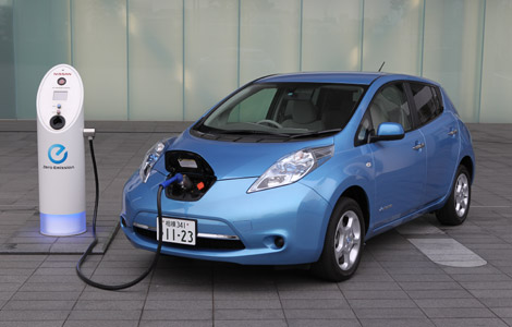 Electric Vehicles Display New Eco Friendliness And Impressive