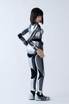 The Robot  Miim  u2014Modeled on a Japanese Woman  sc 1 st  Web Japan & The Birth of Singing and Dancing Robots 1 - Hi-tech - Kids Web Japan ...