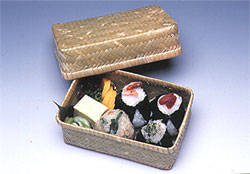 history japanese box lunches virtual culture kids. Black Bedroom Furniture Sets. Home Design Ideas