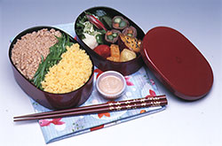 Bento In Everyday Japanese Life