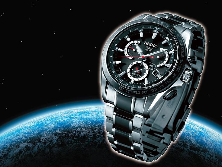 33415dce4 تستخدم ساعة «أسترون» التي تنتجها شركة سيكو إشارات GPS للتعرف آليًا على  المنطقة الزمنية التي تقيم فيها أيًا كان مكانك في الكرة الأرضية، ويمكنك أن  تثق تمامًا ...