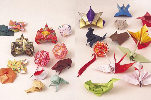 ...мастера оригами из Посольства Японии для проведения мастер-класса.