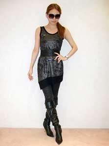 80'S Fashion Dress