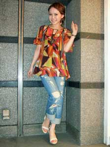 Return To The Eighties Fashion Trends In Japan Web Japan
