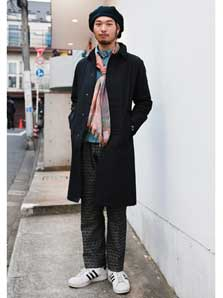 Japanese fashion trends for men