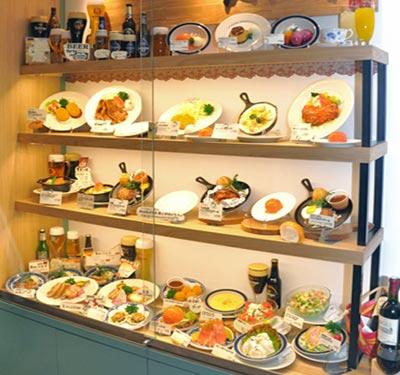 Food Replicas Pop Culture Trends In Japan Web Japan