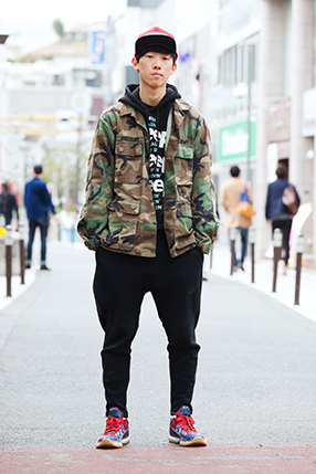 New Style Big Silhouettes Fashion Trends In Japan