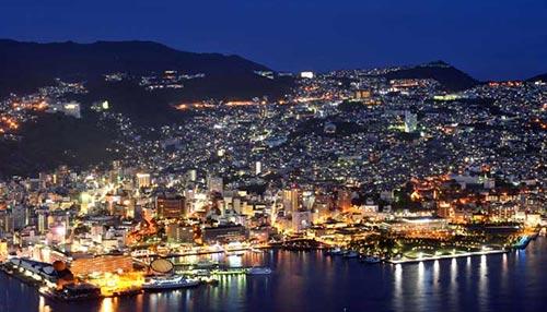 Nagasaki today