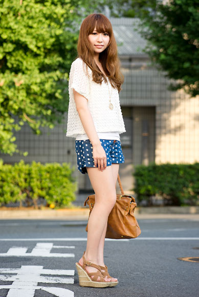 Japan Street Fashion Summer