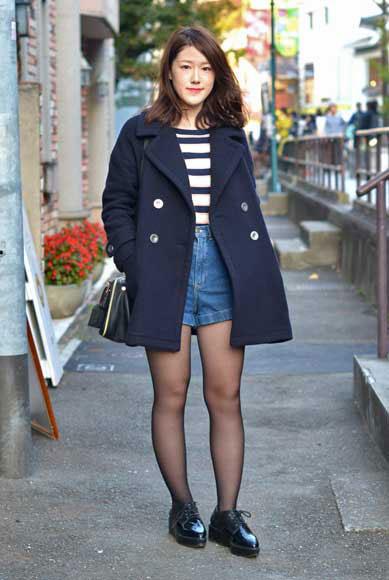 Dress japanese style