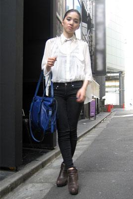 01 Vol 3 Summer 2012 Street Style Trends In Japan