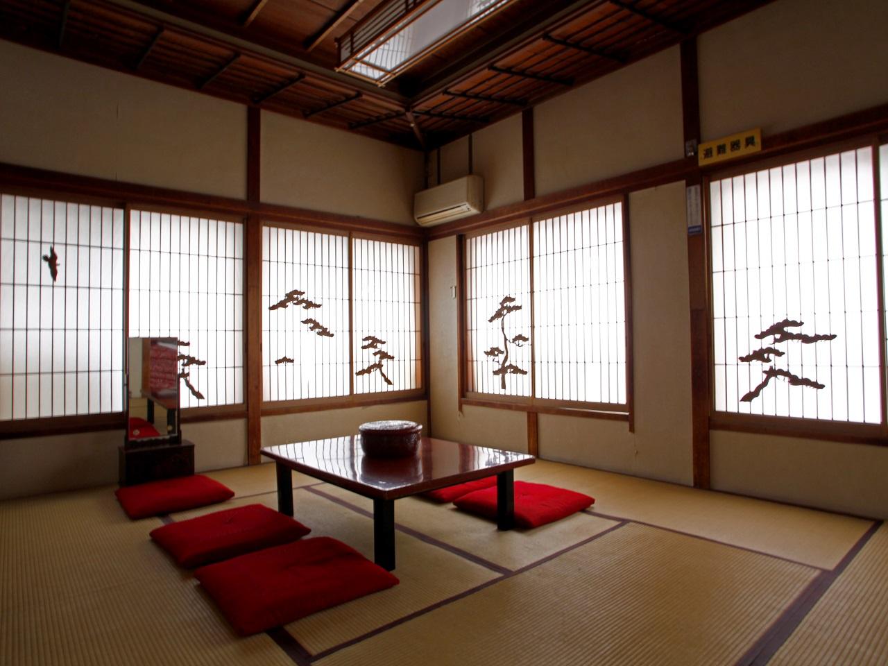 Ryokan en tokio una experiencia japonesa nica en la for Mesa japonesa tradicional