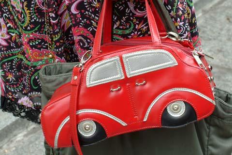 Pale leather handbag!large luxury collection of Italian Purse Designer